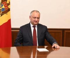 Igor Dodon nu a fost invitat la ceremonia de investire a lui Volodimir Zelenski in functia de presedinte al Ucrainei
