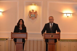 Igor Dodon vrea ca Republica Moldova sa devina republica prezidentiala