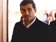 Iker Casillas, hartuit dupa divortul de sotia sa. Ce a facut fostul portar al echipei Real Madrid