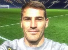 Iker Casillas, pe cale sa schimbe echipa la 36 de ani