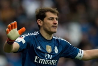 "Iker Casillas s-a intors la Real Madrid: ""Mandru sa revin acasa"". Cu ce se va ocupa fostul mare portar"