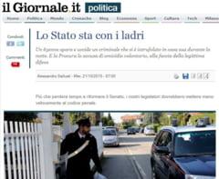 """Il Giornale, despre cazul romanului impuscat mortal: """"Statul italian este de partea hotilor"""""""