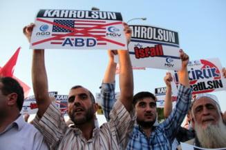 Il dau americanii pe Gulen pe mana lui Erdogan? Oficiali SUA, in Turcia pentru discutii despre extradarea clericului