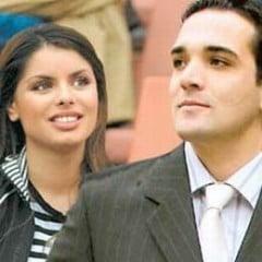Ileana Lazariuc si Ion Ion Tiriac isi boteaza duminica fiul