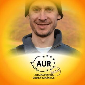 Ilie-Alin Colesa de la AUR va fi deputat de Cluj! VEZI cine sunt clujenii care ne-ar putea reprezenta in Parlament