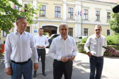 """Ilie Bolojan anunta unde va fi construit noul spital de la Oradea: """"Se vor edifica 3 pavilioane, parter plus 4 etaje"""""""