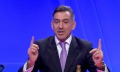 """Ilie Dumitrescu, dupa ultima decizie luata de FRF: """"Este o mare nedreptate"""""""
