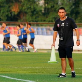 Ilie Dumitrescu explica intelegerea cu Becali