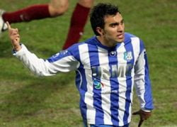Ilie Iordache, in probe la AEK Atena