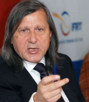 Ilie Nastase: Cand eu jucam tenis, Agassi facea pipi in pantaloni