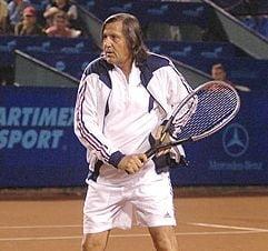 Ilie Nastase, despre Federer, Nadal, Djokovici si Australian Open