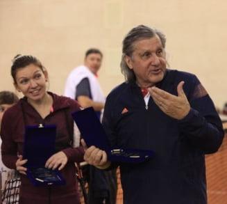 Ilie Nastase, despre Simona Halep: I-am spus si ei...