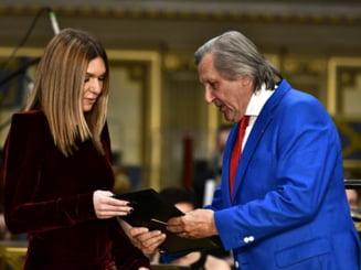 "Ilie Nastase, dupa victoria Simonei Halep de la Madrid: ""Imi pare bine ca a facut-o sa planga pe Konta"""
