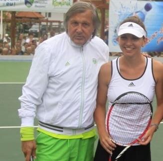 Ilie Nastase, sfat pretios pentru Simona Halep dupa eliminarea de la Dubai: La Roland Garros este marea ei sansa