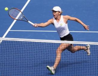 "Ilie Nastase, socat de eliminarea Simonei Halep de la US Open: ""Voi sunteti sanatosi? Cum sa piarda?"""