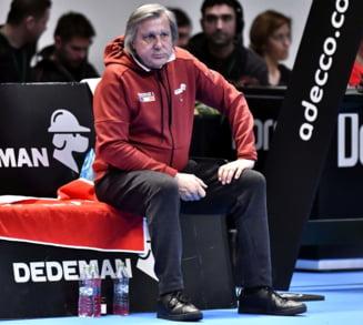 Ilie Nastase, suspendat de Federatia Internationala de Tenis pana in 2021