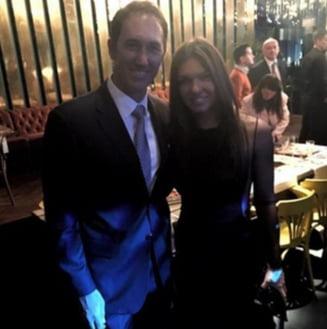 Ilie Nastase analizeaza cuplul Simona Halep - Darren Cahill: Care este secretul succesului
