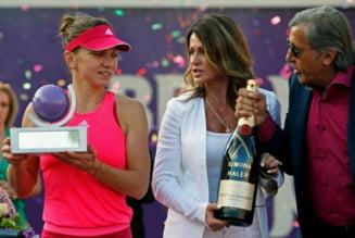 Ilie Nastase analizeaza sansele Simonei Halep la US Open: Toate vor sa o bata