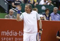 """Ilie Nastase dezvaluie ce i-a spus Elena Ceausescu dupa ce s-a zvonit ca """"a vandut"""" americanilor finala Cupei Davis din 1972"""