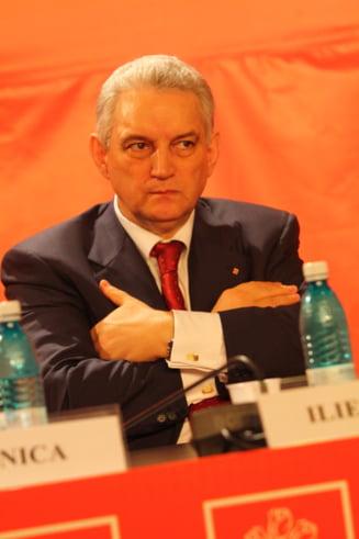Ilie Sarbu: PSD are candidat la presedintie - pe Crin Antonescu