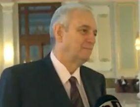 Ilie Sarbu, despre Basescu: Zeus a ajuns in Infern. Pe unde ii atingi familia coruptia e in floare