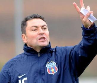 Ilie Stan are mana libera la Steaua