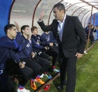 Ilie Stan il implora pe Becali sa nu-l dea afara de la Steaua