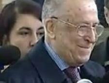 Iliescu: Am votat pentru o normalizare generala in viata politica si sociala