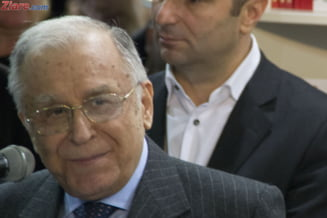 Iliescu: Daca Basescu ignora realitatea, va plati