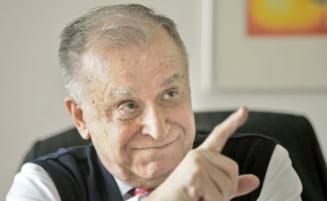 Iliescu: Daca ma apuc sa-l critic pe Geoana, nu ma mai opresc