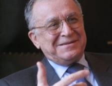 Iliescu: Daca motiunea trece, trebuie instalat un guvern provizoriu