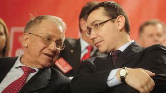 """Iliescu: Ponta e dinamic si spontan, dar Nastase e """"omul cel mai bun in toate"""""""