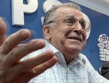 Iliescu: Protestele ar putea influenta votul la motiunea de cenzura
