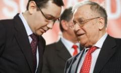Iliescu explica ce ii lipseste lui Ponta pentru a fi presedinte (Video)