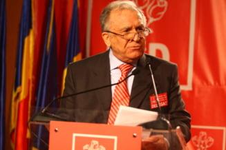 Iliescu explica de ce Revolutia din 1989 a fost sangeroasa si critica guvernul Ciolos (Video)