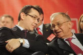 Iliescu il executa pe Ponta (Opinii)