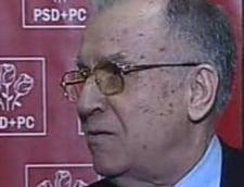 Iliescu in BPN: Daca nu ma consultati la numiri, nu mai contati pe mine!