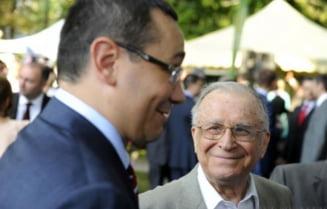 Iliescu nu vrea inlocuirea lui Ponta de la sefia PSD: Ce argumente aduce