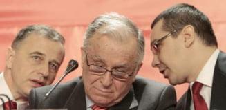 Iliescu propune suspendarea lui Geoana, nu excluderea