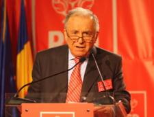 Iliescu raspunde PSD-ului: N-ati pierdut din vina mea, asta e o mizerie, o lasitate! (Video)
