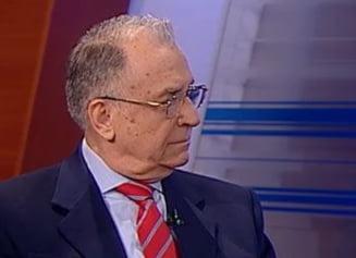 """Iliescu sustine ca vizita lui Traian Basescu in SUA reprezinta """"un lucru util"""""""