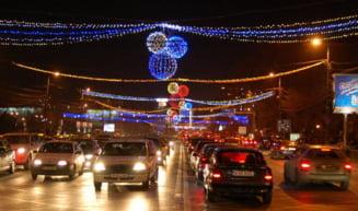 Iluminatul de Sarbatori va fi aprins in Bucuresti in ajun de Mos Nicolae