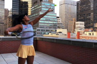 Imaginea zilei in sport: Cum a fost surprinsa Naomi Osaka