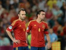 Imaginea zilei la Cupa Mondiala 2014: Dezastrul Spaniei