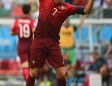 Imaginea zilei la Cupa Mondiala 2014: Disperarea lui Ronaldo