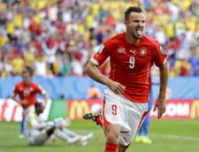 Imaginea zilei la Cupa Mondiala 2014: Eroul din Elvetia