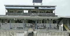 Imagini apocaliptice: Cum arata stadionul unei foste campioane a Romaniei