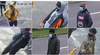 Imagini cu suspectii implicati in uciderea unui migrant afgan din gara Timisoara. Au fost identificati patru suspecti. Politia cere ajutorul populatiei pentru prinderea altor doi UPDATE