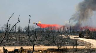 Imagini de cosmar din Texas - seceta si foc (Galerie foto)