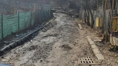 Imagini dezastruase la Bojdeuca lui Creanga din Iasi. Zona arata ca dupa o calamitate